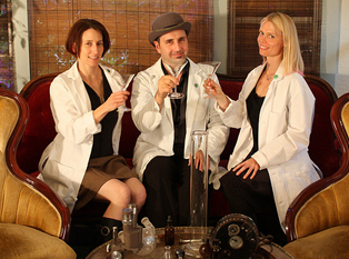 Science Tarot Creators